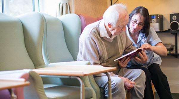Respite dementia care